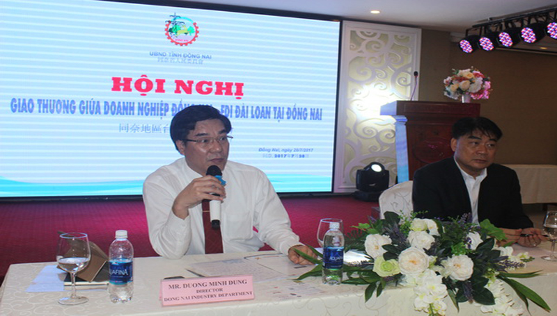 Taiwanese firms hope to boost cooperation with Dong Nai province